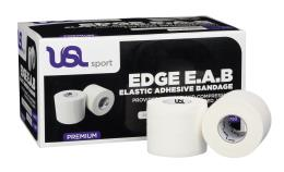 USL Sport Premium Edge EAB 5cmx4.5m White 12/box