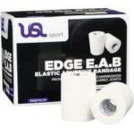 USL Sport Premium Edge EAB 7.5cmx4.5m White 12/Box